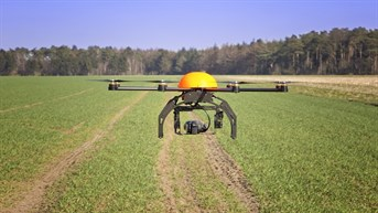 Drone Testing Site Gets Flight Clearance