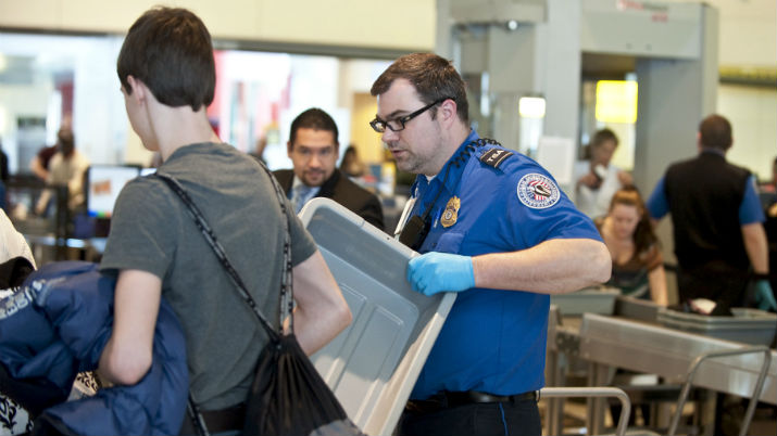 TSA Screeners Discover Guns Galore