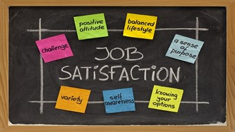 Job Satisfaction Stays Steady for U.S. Workers