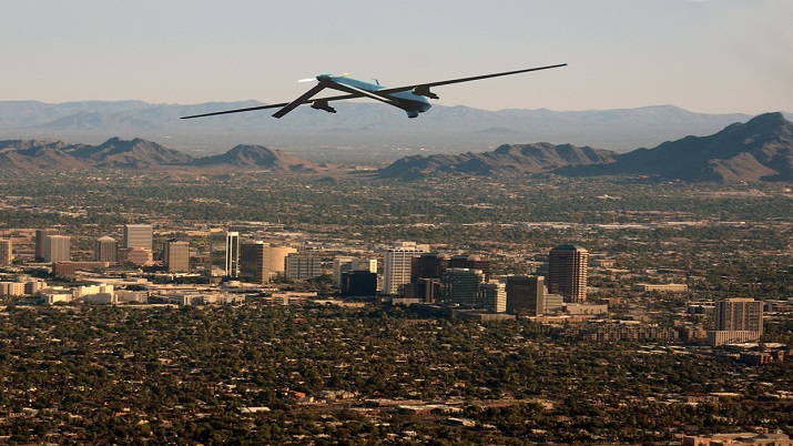 Commercial Drone Flights Get Historic OK