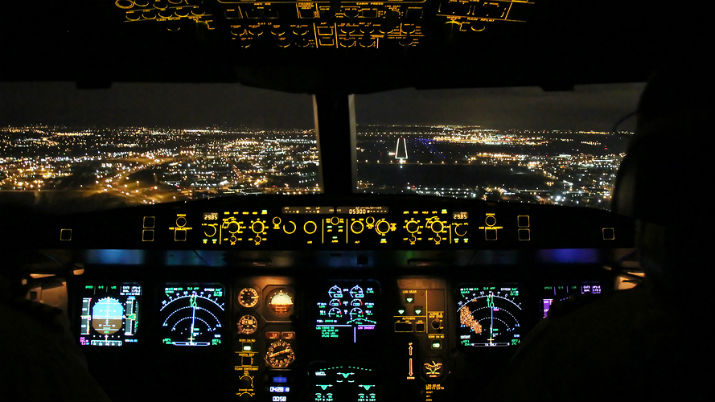 Houston Airspace Gets NextGen Overhaul