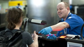 Study: Small Talk Helps Airport Screeners Nab Deceptive Passengers