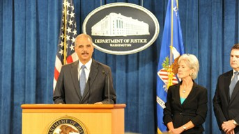 Department of Justice Collects Record Amount