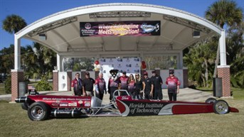 Jet Dragster Set to Fuel Student Opportunities