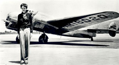 WomeninAviation_AmerliaEarhart