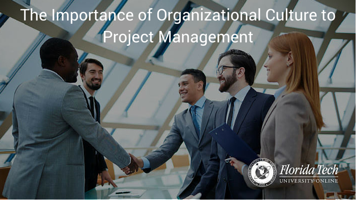Organizational Culture and Project Management