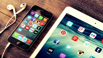 Smartphone Users Spending More Time on Apps