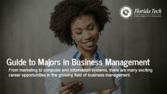 Guide to Majors in Business Management