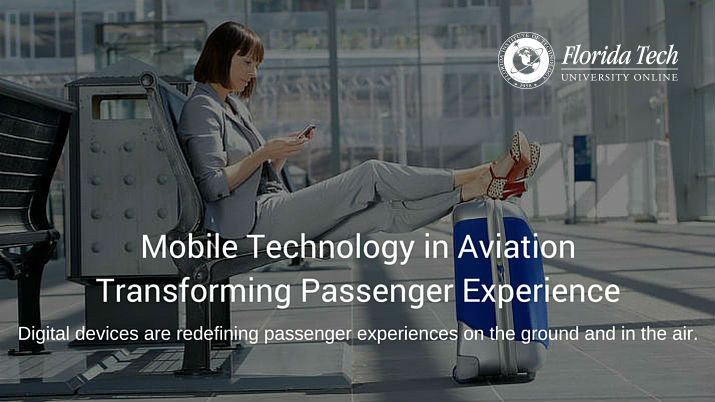 Mobile Technology in Aviation Transforming Passenger Experience