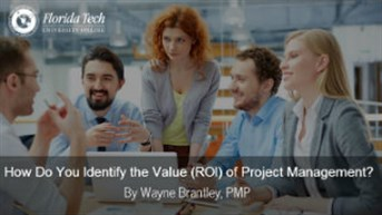 Measuring the ROI of Project Management