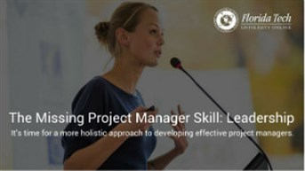 From Project Manager to Project Leader