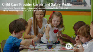 Child Care Provider Career and Salary Profile