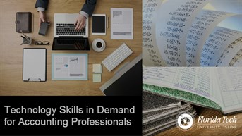 Technology Skills in Demand for Accounting Professionals