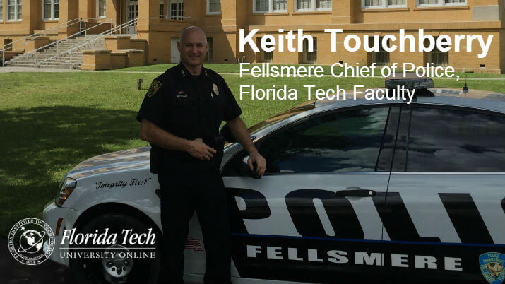 Keith Touchberry Interview – Partners in Policing