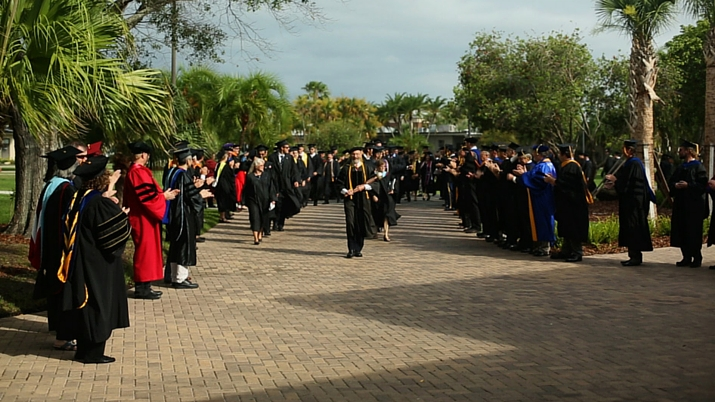Florida Tech Commencement a Time for Celebration