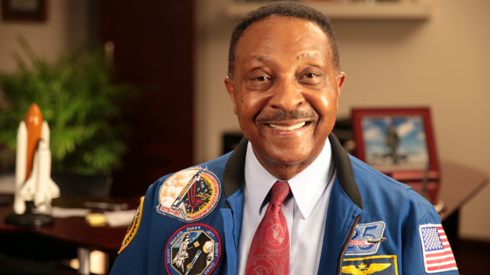 Winston E. Scott Interview – Launching an Aeronautical Career
