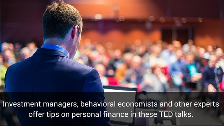 6 TED Talks on Making Smart Money Choices