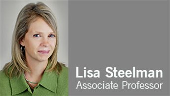 A Conversation with Lisa Steelman, Associate Professor