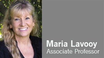 A Conversation with Maria Lavooy, Associate Professor
