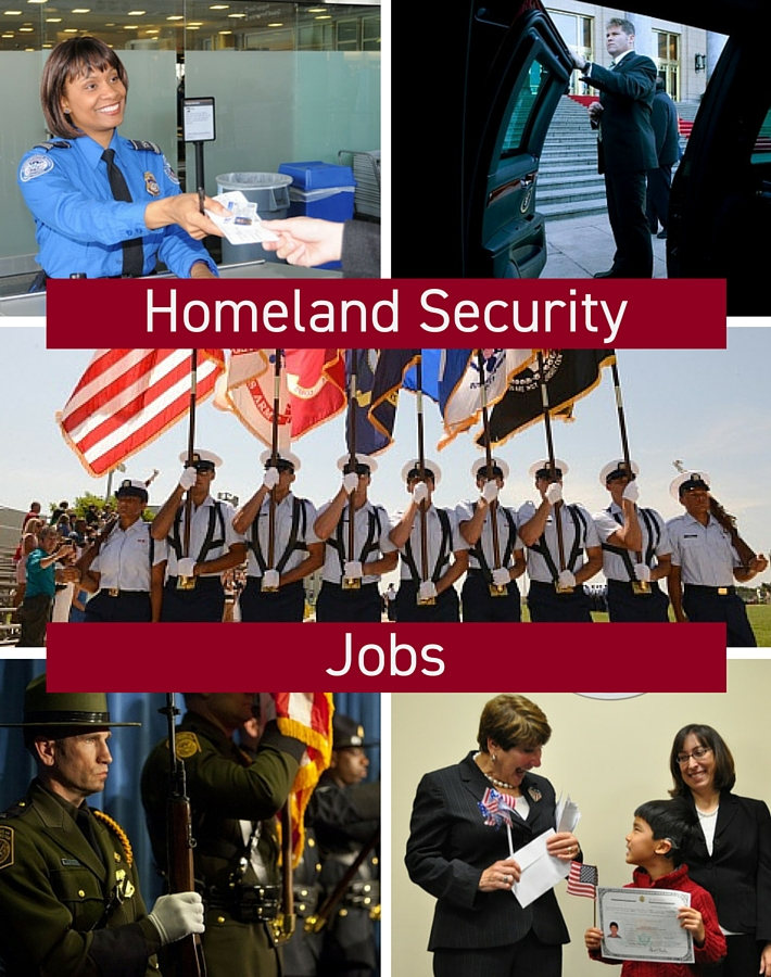 Homeland Security Careers
