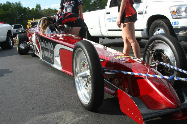 Florida Tech Dragster