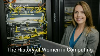 The History of Women in Computing