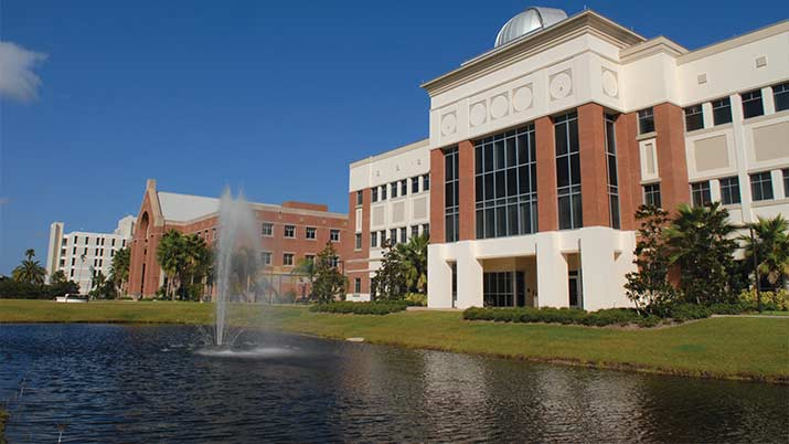 Florida Tech Ranked in Two Best Online Program by U.S. News