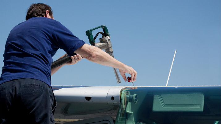 Unleaded Avgas Being Tested for General Aviation