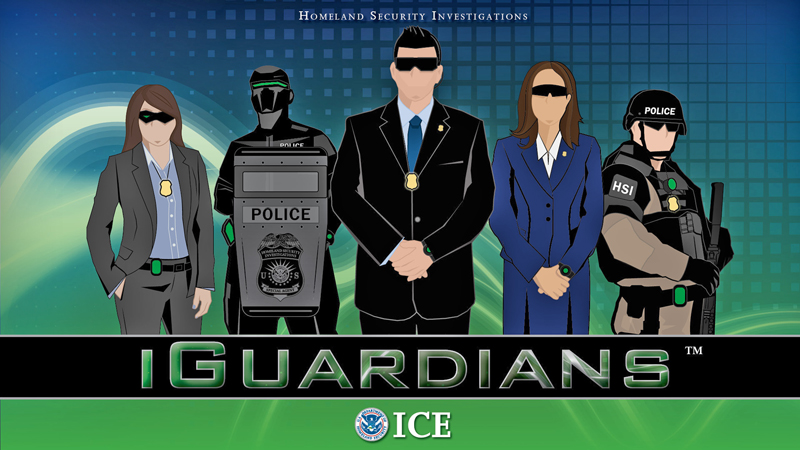 Project iGuardian Promotes Online Safety