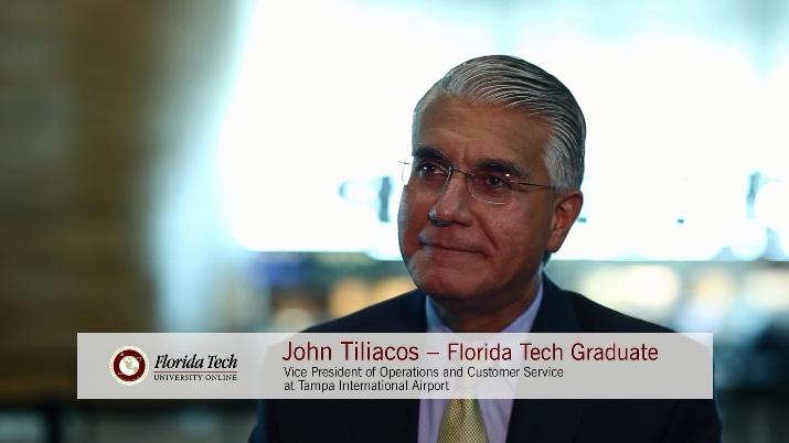 Tampa International Executive John Tiliacos Previews the Airport's Expansion Plans